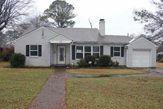 1503 Chestnut Street, Decatur, AL 35601 (MLS #1109101) :: Legend Realty