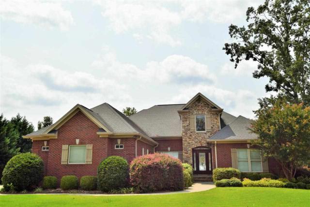 1077 Heritage Drive, Guntersville, AL 35976 (MLS #1109435) :: Legend Realty