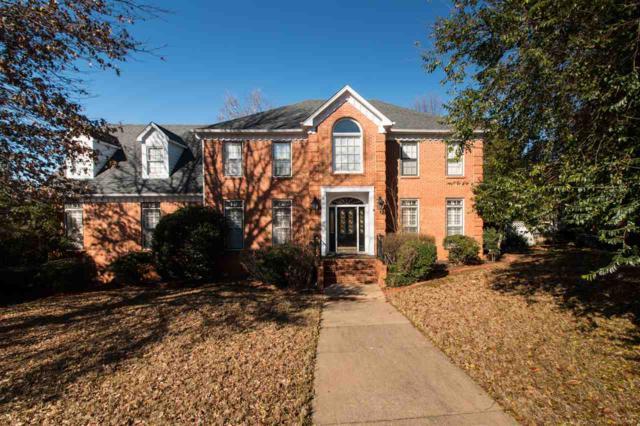 1407 Old Carriage Lane, Huntsville, AL 35802 (MLS #1109590) :: Legend Realty