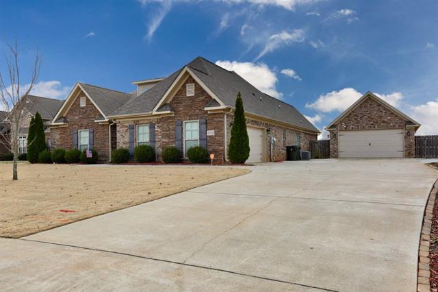 104 Stony Crossing Road, Meridianville, AL 35759 (MLS #1109673) :: Capstone Realty
