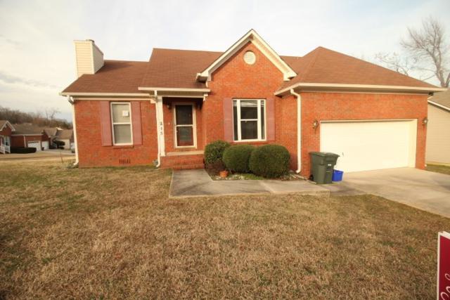 215 Hollington Drive, Huntsville, AL 35811 (MLS #1109711) :: Amanda Howard Sotheby's International Realty