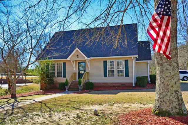 1407 Wisteria Street, Cullman, AL 35055 (MLS #1109766) :: Legend Realty