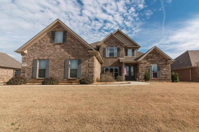 109 Alex Trace Drive, Meridianville, AL 35759 (MLS #1109871) :: Intero Real Estate Services Huntsville