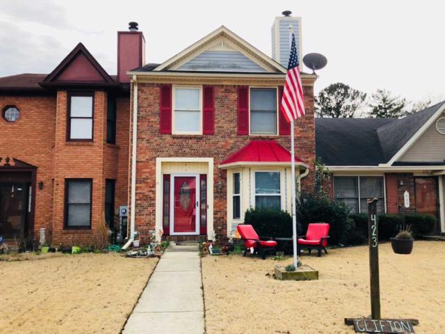 423 Autumnwood Drive, Decatur, AL 35601 (MLS #1109901) :: Amanda Howard Sotheby's International Realty