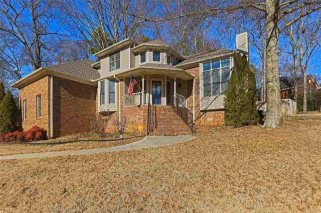 207 Wedgewood Terrace Road, Madison, AL 35757 (MLS #1109914) :: Legend Realty