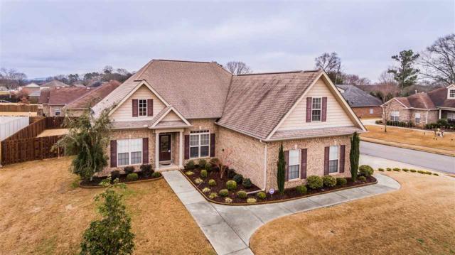 101 Crystal Ridge Circle, Madison, AL 35757 (MLS #1110097) :: Intero Real Estate Services Huntsville