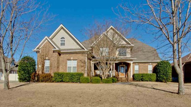115 The Bend Drive, Madison, AL 35757 (MLS #1110133) :: Legend Realty