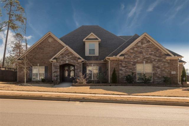 101 Creekrock Drive, Madison, AL 35756 (MLS #1110147) :: Capstone Realty