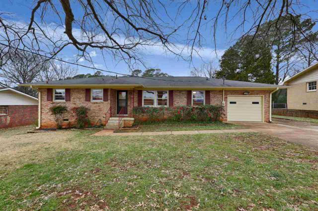 2507 Barney Terrace, Huntsville, AL 35810 (MLS #1110191) :: Capstone Realty