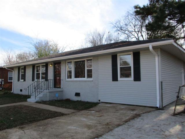 4103 Saundralane Drive, Huntsville, AL 35816 (MLS #1110205) :: Amanda Howard Sotheby's International Realty