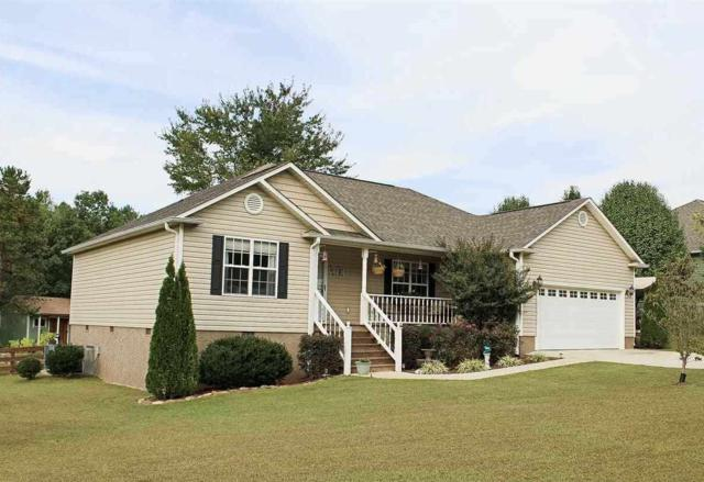 121 Jones Drive, Grant, AL 35747 (MLS #1110282) :: RE/MAX Alliance