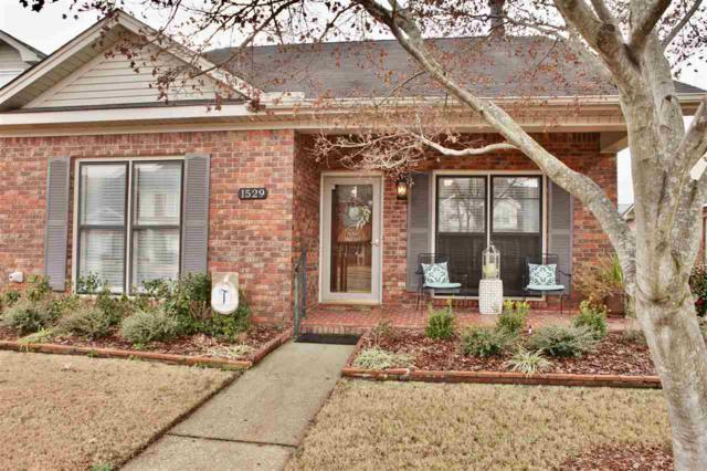 1529 River Bend Place, Decatur, AL 35601 (MLS #1110311) :: Capstone Realty
