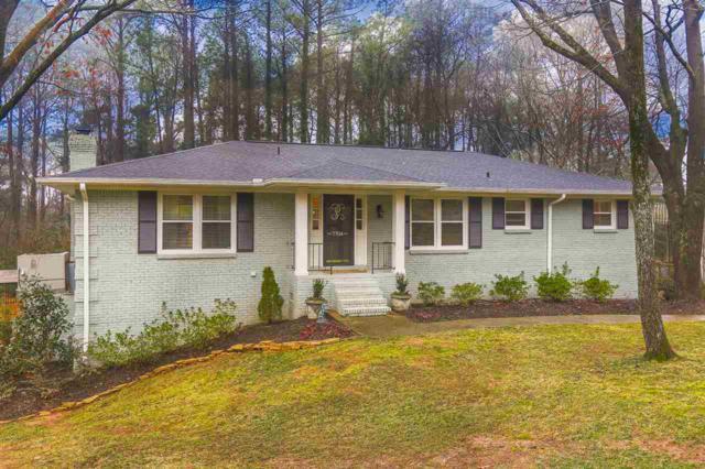 7704 Treeline Drive, Huntsville, AL 35802 (MLS #1110398) :: RE/MAX Alliance