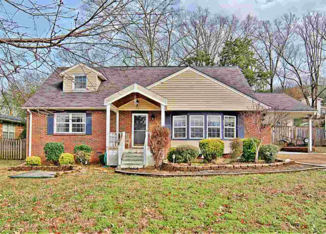 2203 Gill Street, Huntsville, AL 35801 (MLS #1110519) :: Eric Cady Real Estate