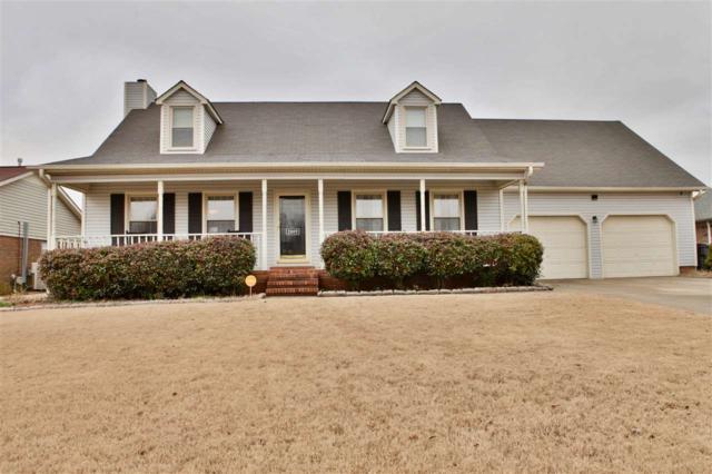 2809 Carrington Drive, Decatur, AL 35603 (MLS #1110826) :: Capstone Realty