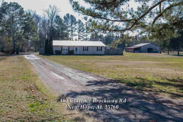 162 Clarence Brockway, New Hope, AL 35760 (MLS #1110926) :: Amanda Howard Sotheby's International Realty