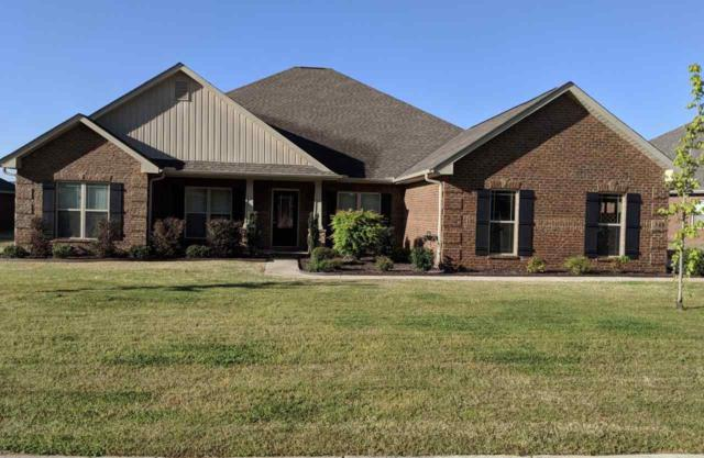 348 Northlake Drive, Meridianville, AL 35759 (MLS #1111171) :: Legend Realty