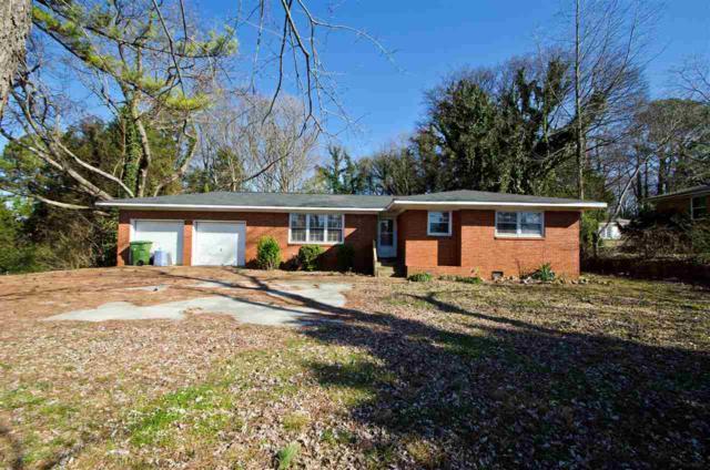 900 Jordan Lane, Huntsville, AL 35816 (MLS #1111345) :: Legend Realty