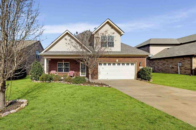 2418 Bell Manor Drive, Huntsville, AL 35803 (MLS #1111363) :: The Pugh Group RE/MAX Alliance