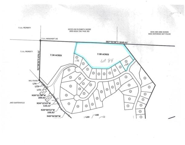 84 Boathouse Drive, Guntersville, AL 35976 (MLS #1111453) :: Capstone Realty