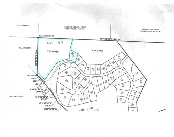 93 Boathouse Drive, Guntersville, AL 35976 (MLS #1111454) :: Capstone Realty