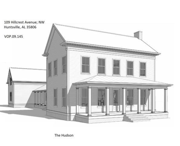 109 Hillcrest Avenue, Huntsville, AL 35806 (MLS #1111826) :: Weiss Lake Realty & Appraisals