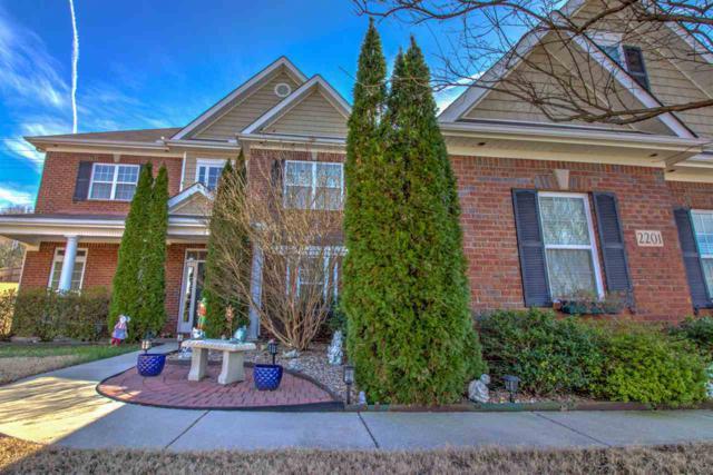2201 Towne Park Drive, Huntsville, AL 35803 (MLS #1111859) :: Intero Real Estate Services Huntsville