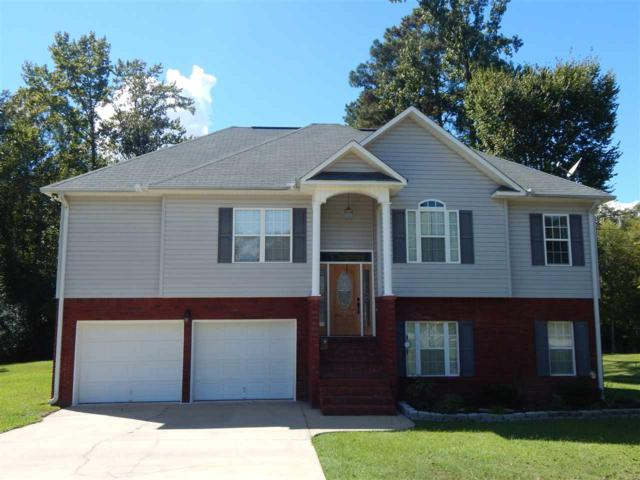 412 Mountain Lake Circle, Rainbow City, AL 35906 (MLS #1111862) :: Legend Realty