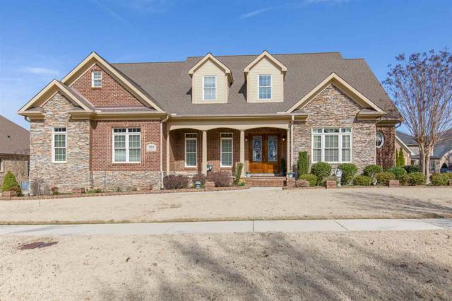 705 Bastion Lane, Huntsville, AL 35803 (MLS #1111866) :: Legend Realty