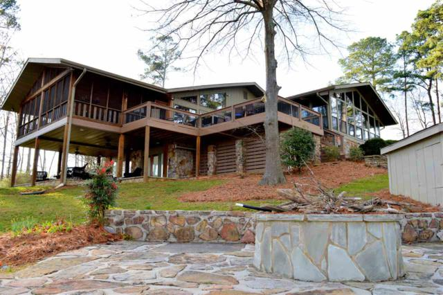 1841 Big Nose Drive, Centre, AL 35960 (MLS #1111890) :: Weiss Lake Realty & Appraisals