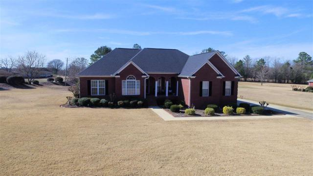 2794 Veranda Trace, Hokes Bluff, AL 35903 (MLS #1111907) :: Legend Realty