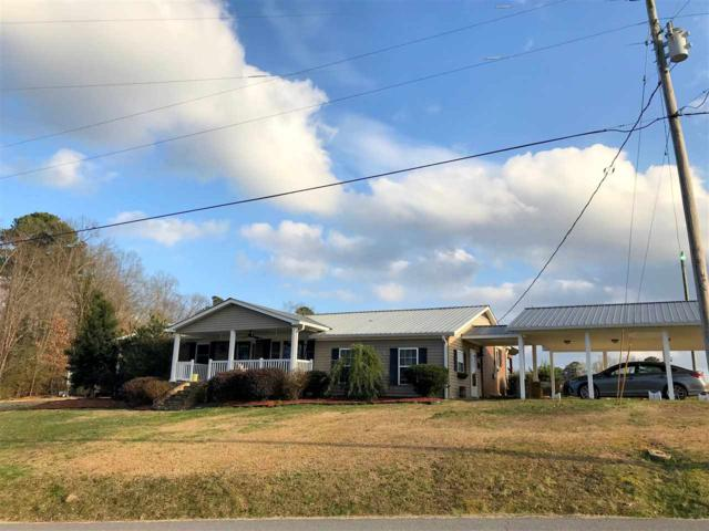 640 County Road 79, Centre, AL 35960 (MLS #1111968) :: Weiss Lake Realty & Appraisals