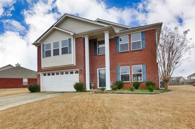 141 Brockton Drive, Madison, AL 35756 (MLS #1112134) :: The Pugh Group RE/MAX Alliance