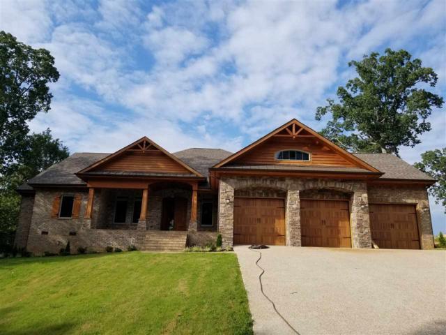 424 Millstream Trail, Muscle Shoals, AL 35661 (MLS #1112153) :: Legend Realty