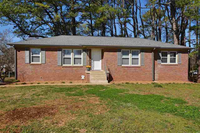 4101 Kenwood Drive, Huntsville, AL 35810 (MLS #1112342) :: Capstone Realty