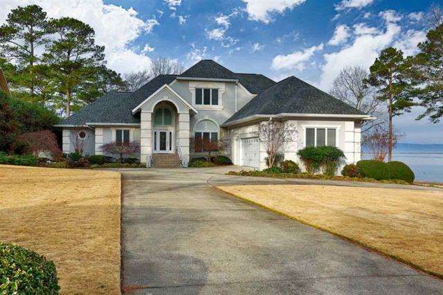 833 Signal Point Road, Guntersville, AL 35976 (MLS #1112355) :: Intero Real Estate Services Huntsville