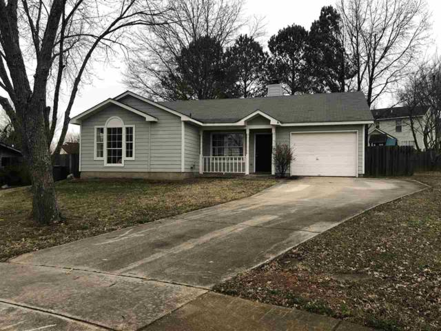 110 Fernwood Circle, Madison, AL 35757 (MLS #1112386) :: Capstone Realty