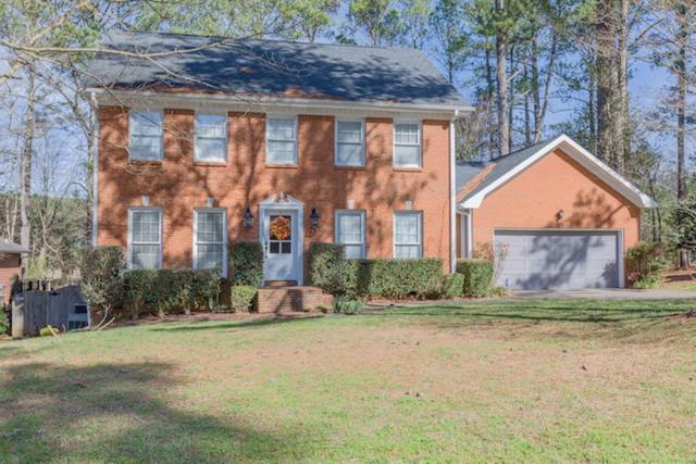 1878 Shellbrook Drive, Huntsville, AL 35806 (MLS #1112395) :: Legend Realty