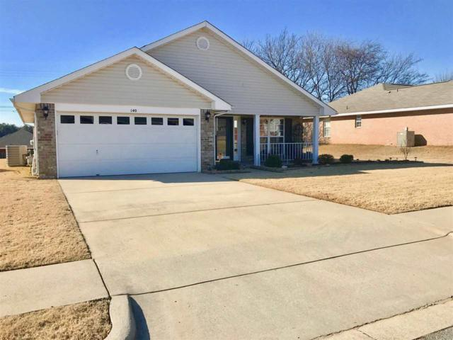 140 Clover Ridge Drive, Madison, AL 35758 (MLS #1112461) :: RE/MAX Alliance