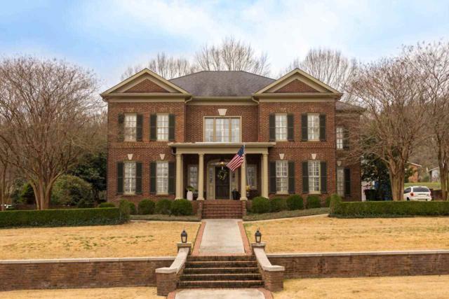 5703 Macon Drive, Huntsville, AL 35802 (MLS #1112533) :: Capstone Realty