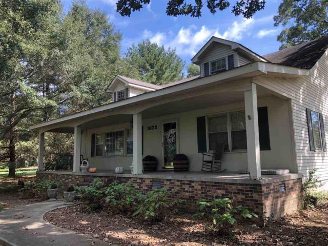 1872 Mcville Road, Boaz, AL 35957 (MLS #1112610) :: Intero Real Estate Services Huntsville