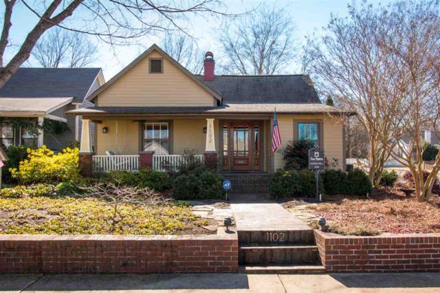 1102 Clinton Avenue, Huntsville, AL 35801 (MLS #1112649) :: Capstone Realty