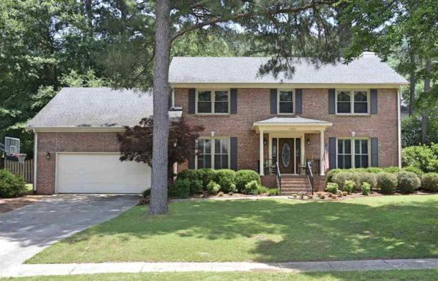 15019 Collier Drive, Huntsville, AL 35803 (MLS #1112650) :: Capstone Realty