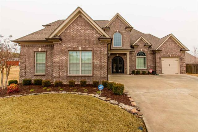 14513 Turnberry Lane, Athens, AL 35613 (MLS #1112692) :: Capstone Realty