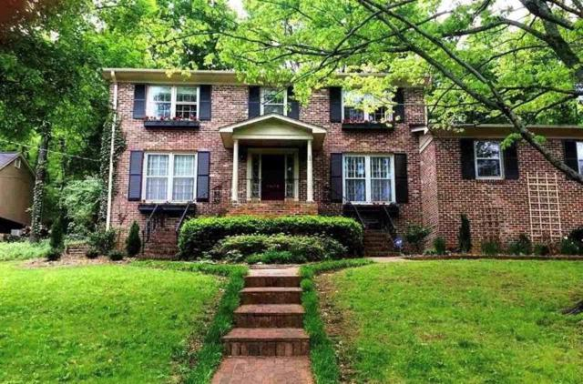 1804 Mountainbrook Drive, Huntsville, AL 35801 (MLS #1112764) :: Capstone Realty