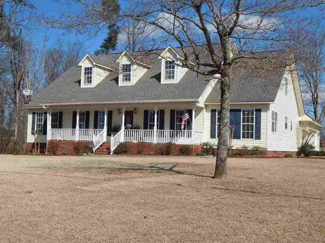 150 Cardinal Drive, Guntersville, AL 35976 (MLS #1112993) :: Amanda Howard Sotheby's International Realty