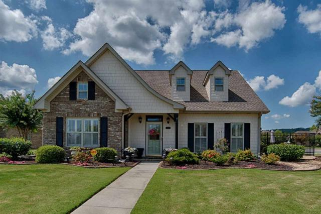 711 Appaloosa Lane, Decatur, AL 35603 (MLS #1113328) :: Amanda Howard Sotheby's International Realty