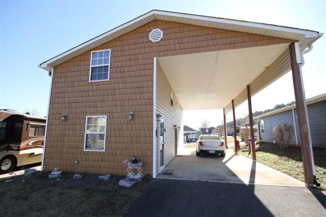 1727 Convict Camp Road, Guntersville, AL 35976 (MLS #1113684) :: Legend Realty