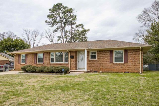 110 Wingate Avenue, Huntsville, AL 35801 (MLS #1113701) :: Amanda Howard Sotheby's International Realty