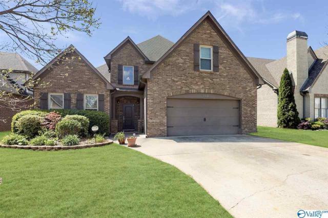 110 Rainwood Drive, Huntsville, AL 35824 (MLS #1114025) :: Capstone Realty
